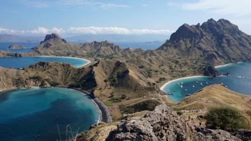 Indonesien - Padar Island