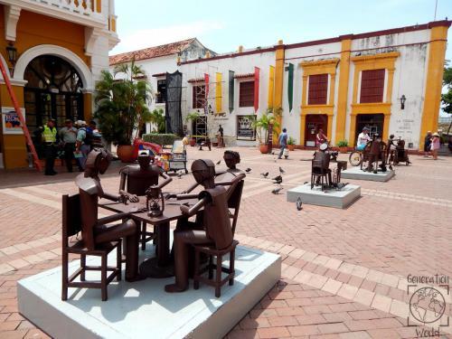 Kolumbien - Cartagena de Indias
