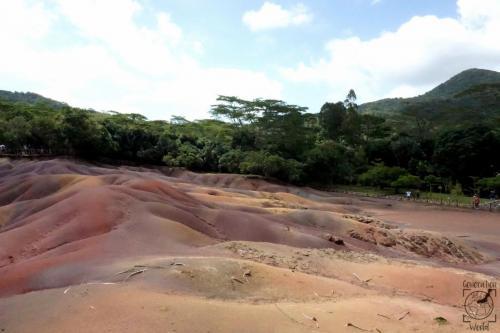 Mauritius - Chamarel