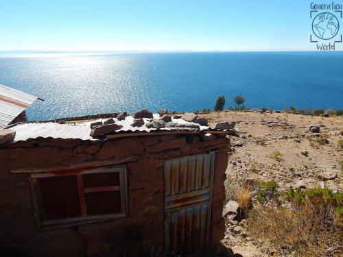 Peru - Titicacasee