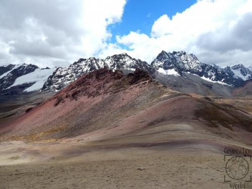 Peru - Vinicunca/Rainbow Mountain